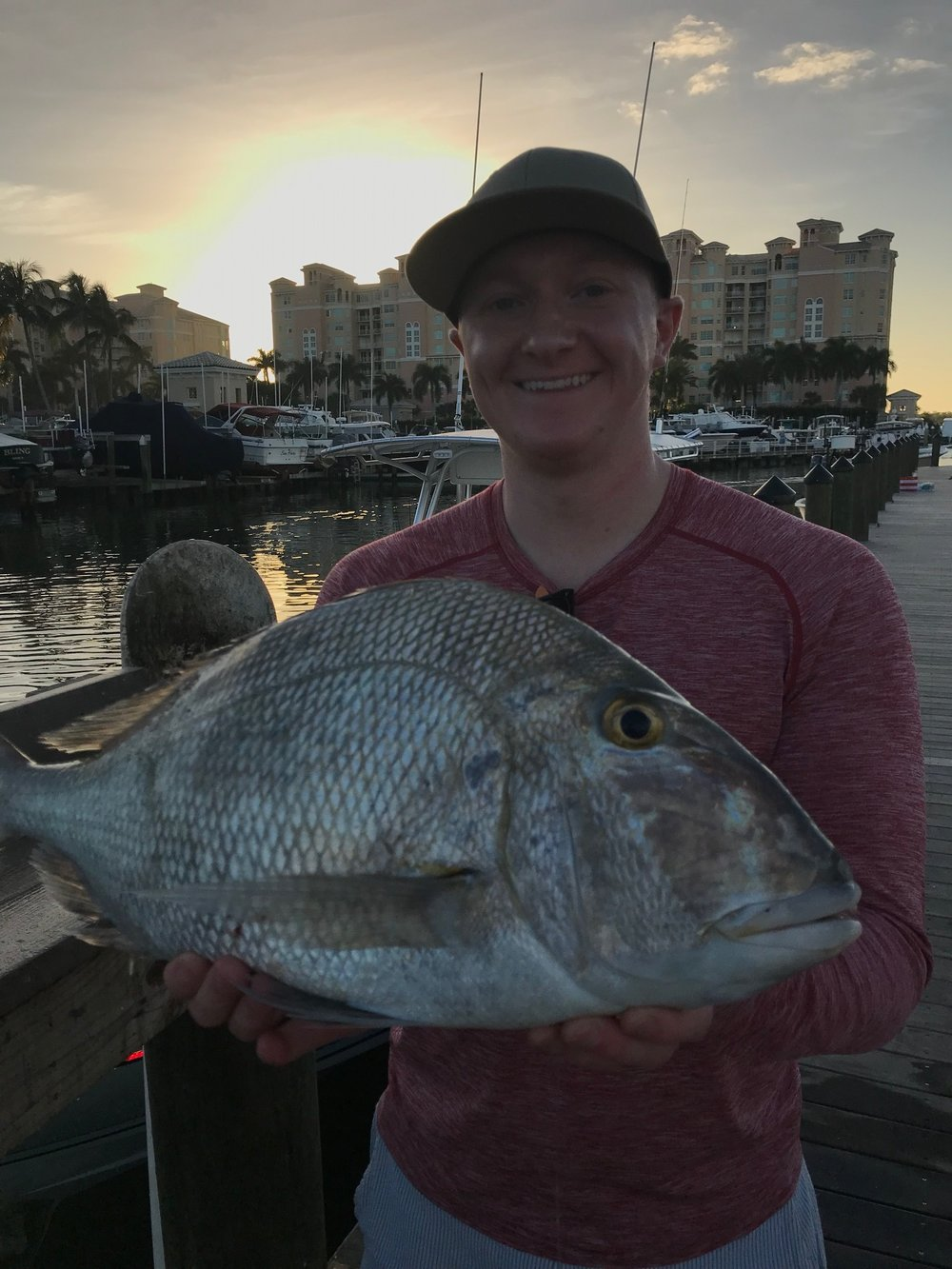 Porgy-Deep Sea-Charter-Naples-Fishing