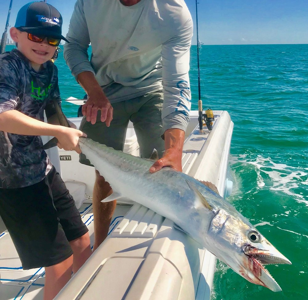 King Mackerel-Naples-Florida-Fishing-Bonita Springs