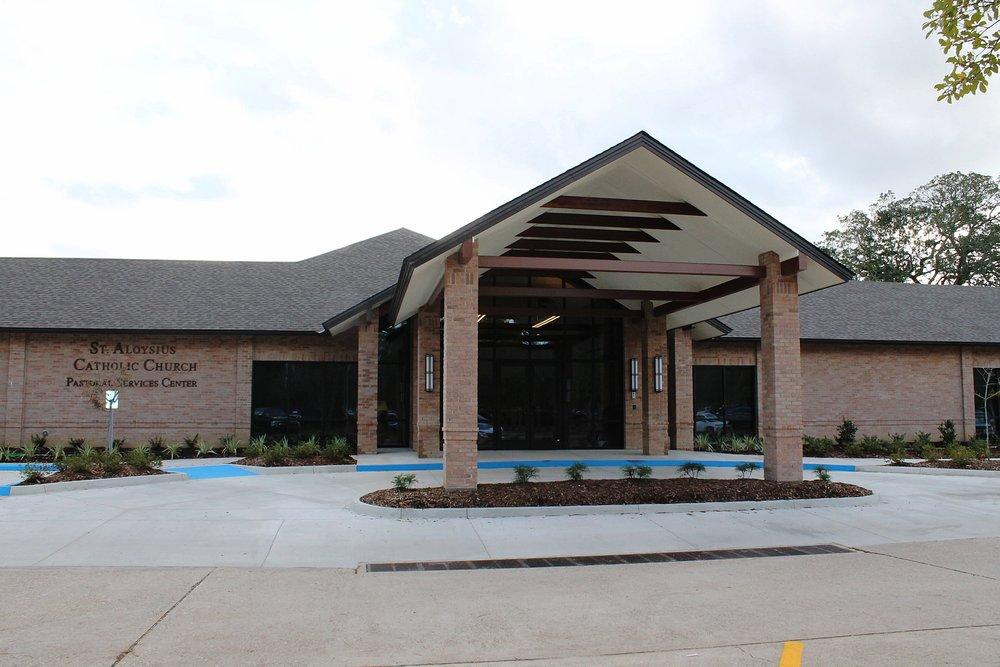 Pastoral Services center