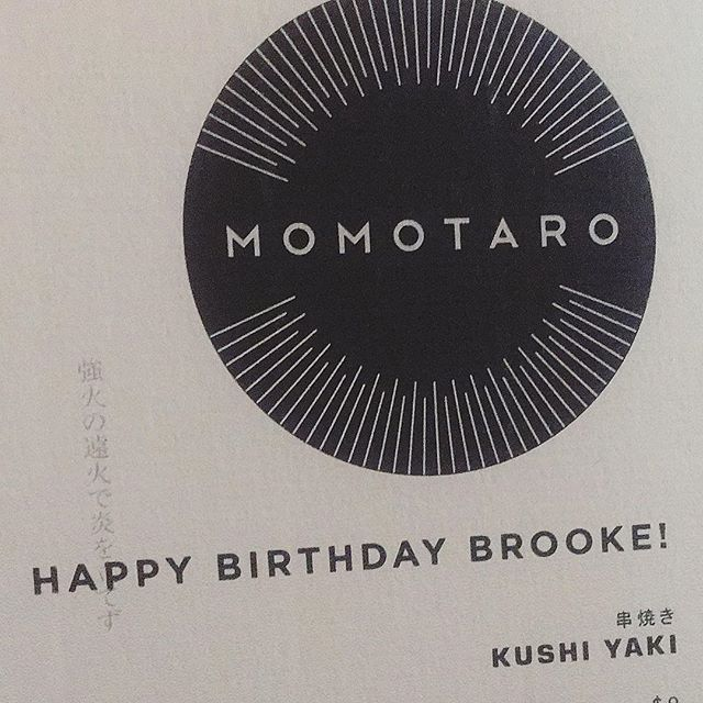Fabulous meal at @momotarochicago for my birthday! 🍣🎉 #leoseason