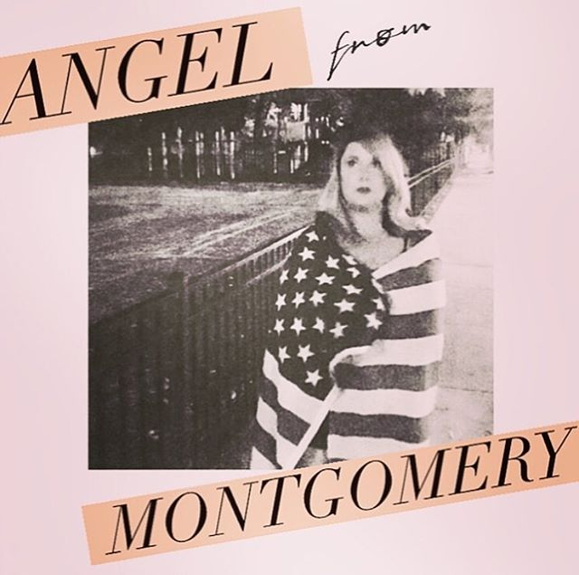 "Our cover of John Prine's ""Angel From Montgomery"" is out now! Link in bio! Find it on @itunes and @spotify ❤️🎤🇺🇸"