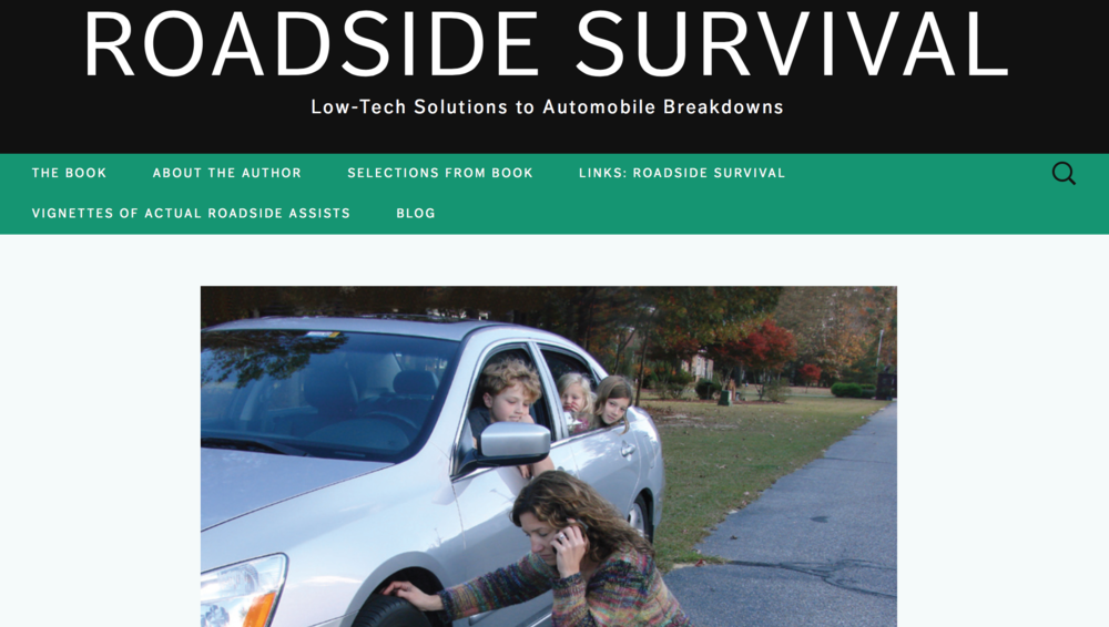 Roadside Survival: Low-Tech Solutions to Automobile Breakdowns