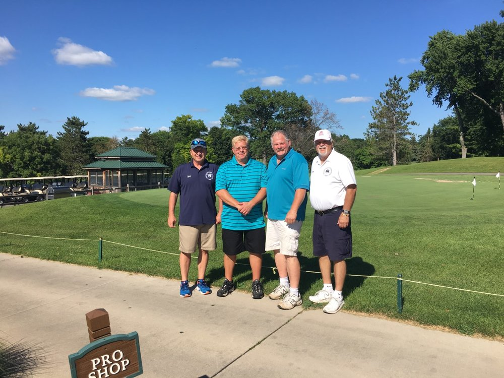 WDTSEA Golf 2017 - Greg Olson and Kevin Kirby defended their championship at the Tuscumbia Golf Course this past July on a beautiful summer day.  Could certainly use some more members playing.