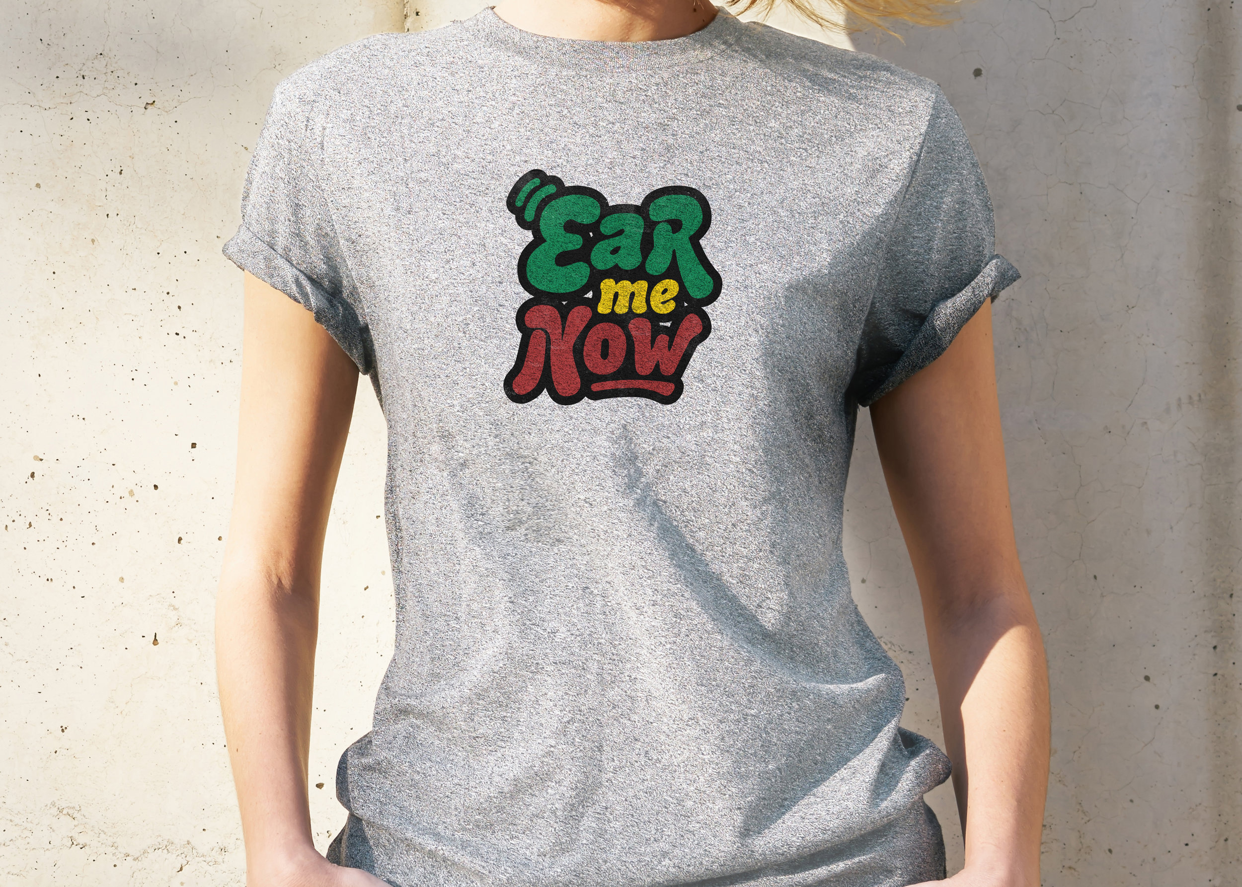 Ear Me Now Band shirt