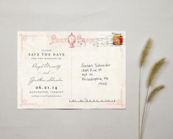 Letter19Design_VintagePostCard_SaveTheDate_Back