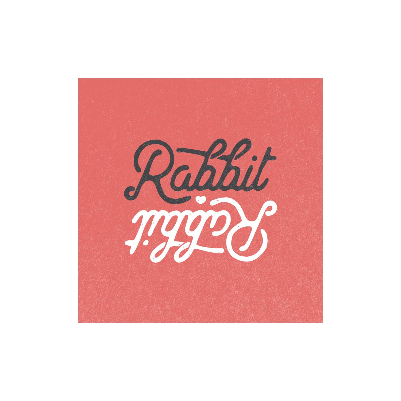 Rabbit Rabbit Harmony Graphic
