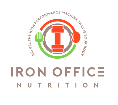 FACEBOOK: IRONOFFICENUTRITION INSTAGRAM: @IRONOFFICENUTRITION