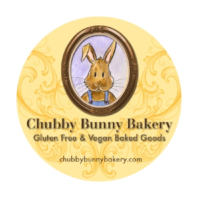 facebook:  the chubby bunny bakery   instagram:  the chubby bunny bakery   website:  The Chubby Bunny Bakery