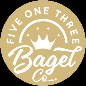 website:  Fiveonethreebagelco.com   Facebook:  FIVEONETHREEbagelco m  Instagram: Five One Three Bagel