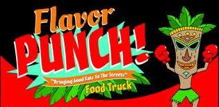 INSTAGRAM: flavorpunchfoodtruck facebook:FlavorPunchFoodTruck website: under construction