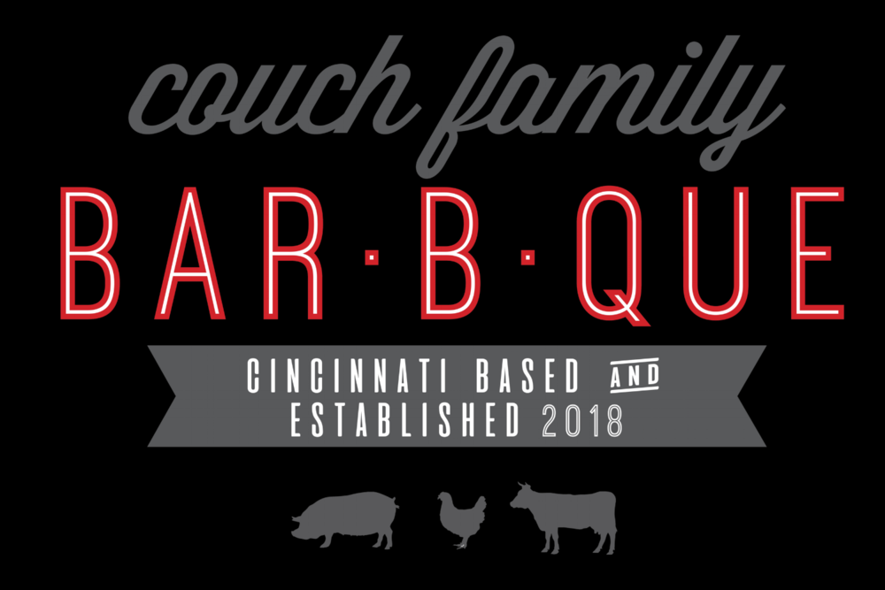 Facebook and instagram: Couch Family bbq  site:  couchfamilybbq.com