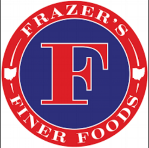 Facebook: frazer's finer foods co.