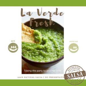 facebook: La Verde fresh