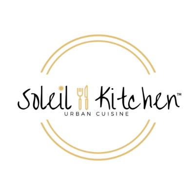 Facebook:@SoleilKitchen  instagram:@Soleil.Kitchen  site: www.soleilkitchen.com