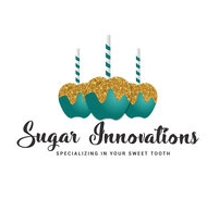 Facebook:  Sugar Innovations   Instagram:  Sugar Innovations