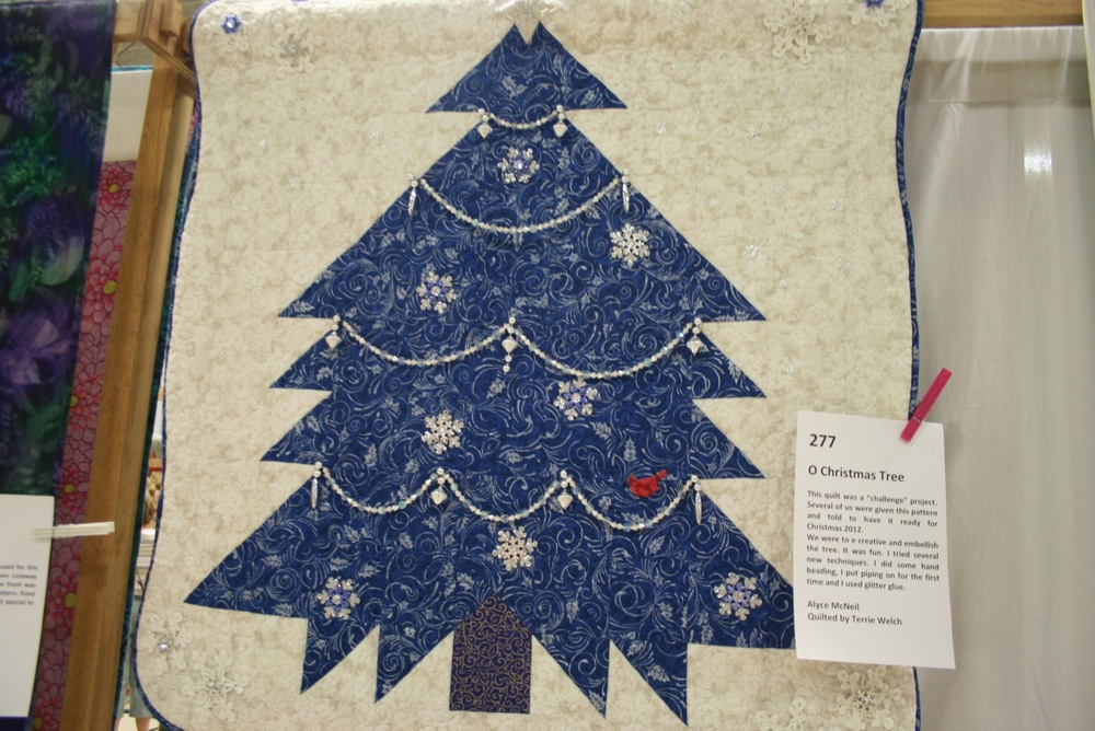 O Christmas Tree Wall Hanging Made Just For U