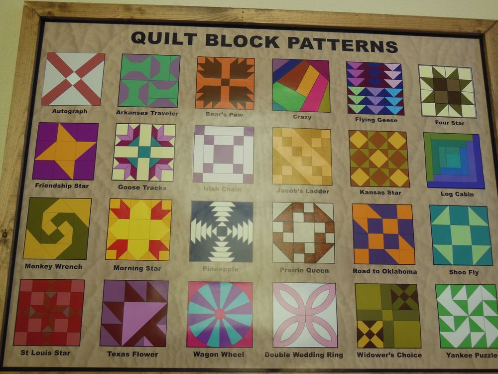 Historic Quilt Patterns Made Just For U
