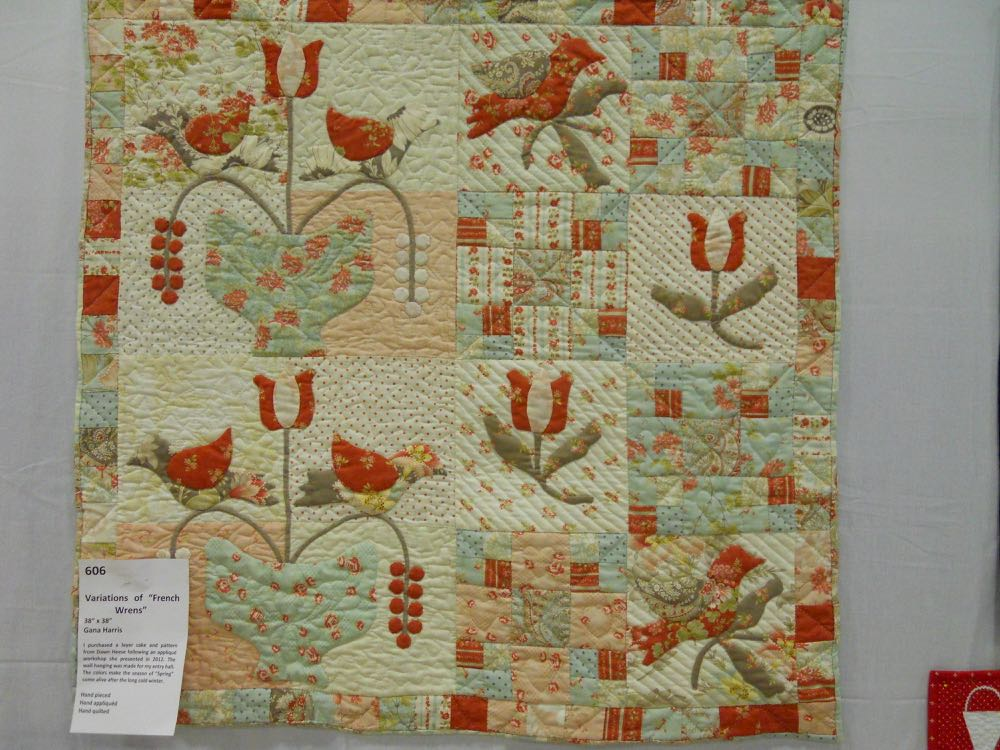 Aren't these color combinations wonderful? A touch of spring with a dash of spice!