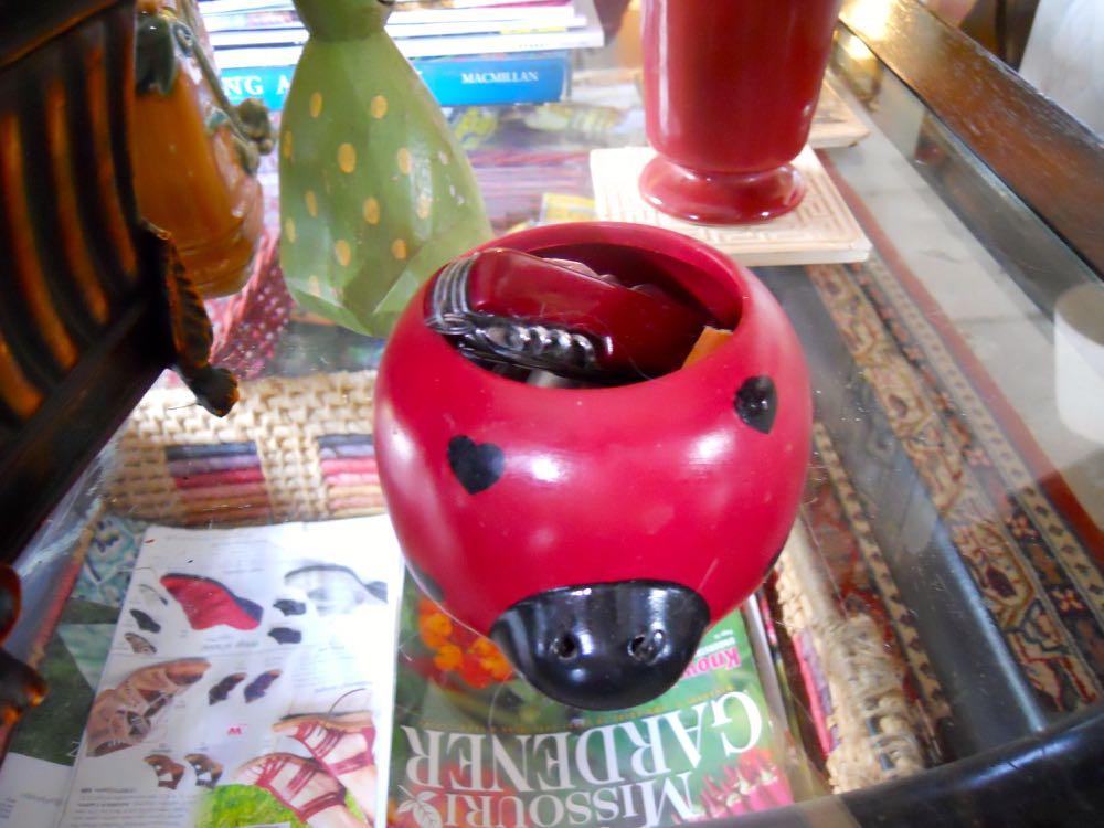 Disaster Reading Nook ladybug candleholder.jpg