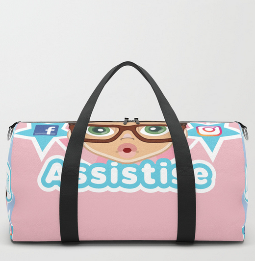 Assistise Duffle Bag Design