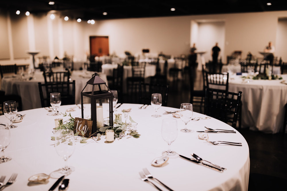 Stunning and spacious Tabby Place is an indoor venue serving a smaller event or up to several hundred.
