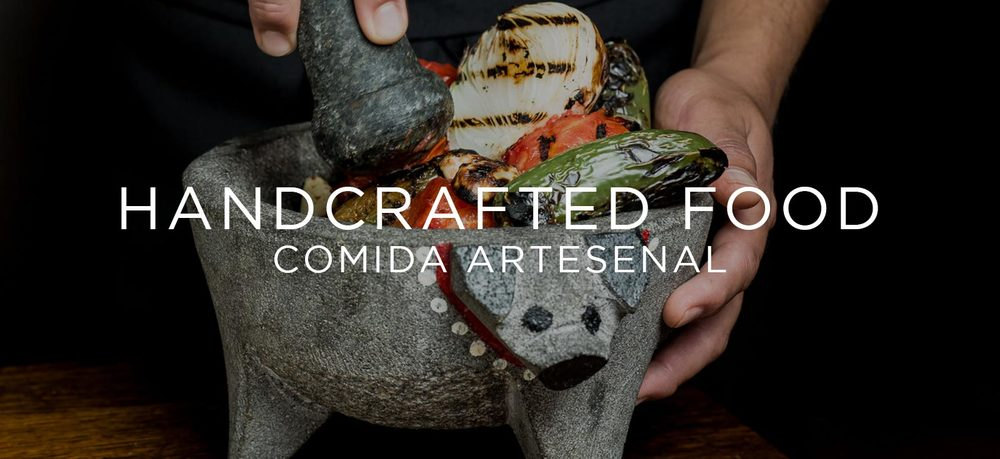 Handcrafted Food