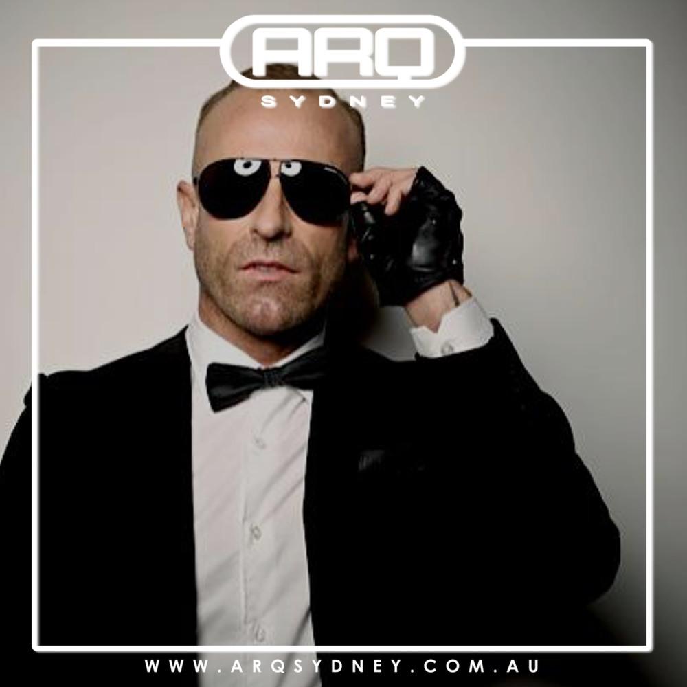 ALEX TAYLOR - ARENA DJ