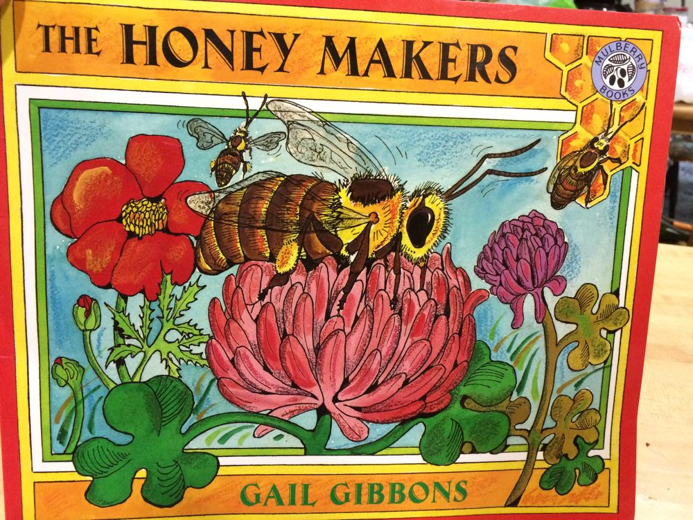 This charming children's book easily explains the role of bees in our ecosystems.