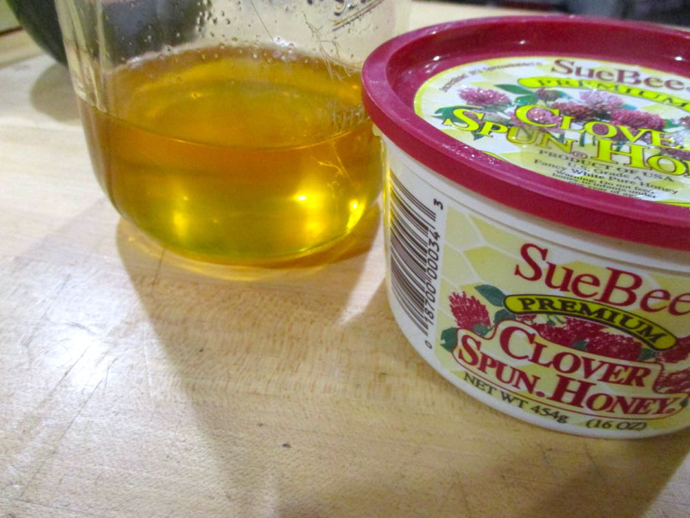 I start with a nice smooth creamed honey for starter, such as Sue Bee Spun Honey. A friend has used a start of my creamed honey and made her own, and so forth.