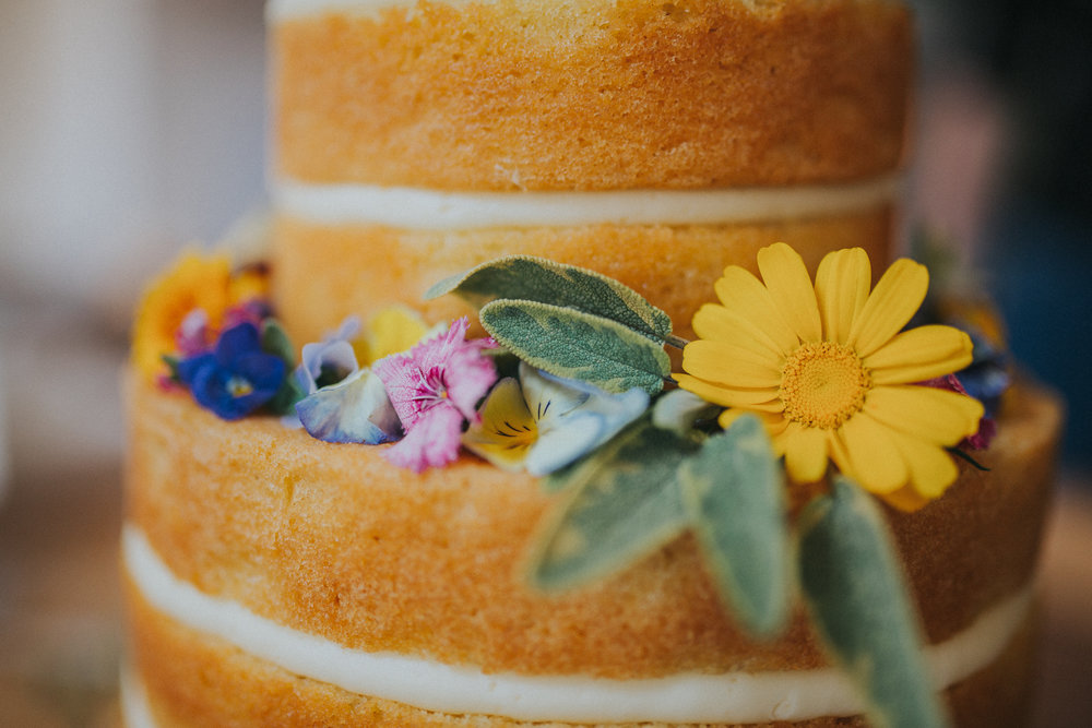 wedding cake yorkshire