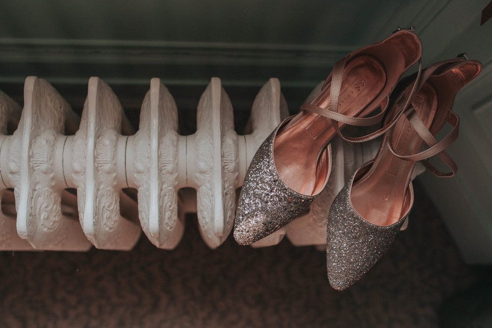 A Little Picture Wedding Photography shoes