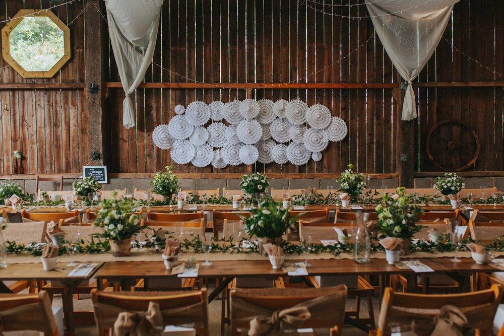 wedding decor style boho photography yorkshire deep dale farm wedding