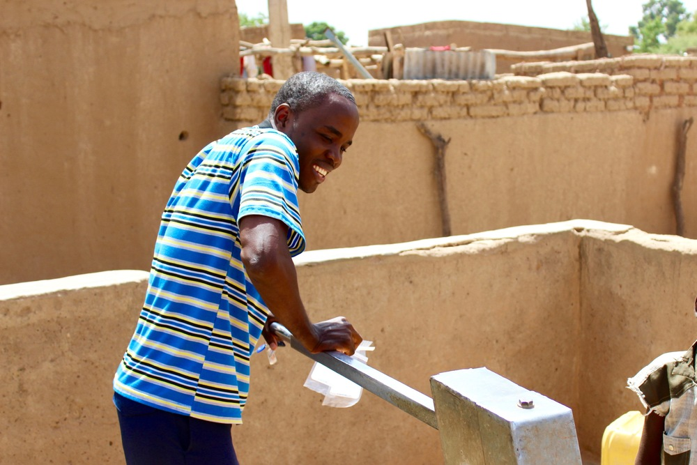 Hubert Ouedraogo Country Representative (Burkina Faso)