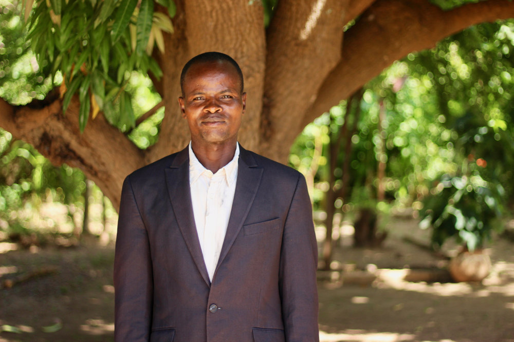 Alassane Yonli   Operations Officer (Burkina Faso)