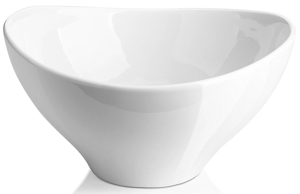 1.4 Qt Porcelain Oval Serving Bowl  $0.00 (12 available)