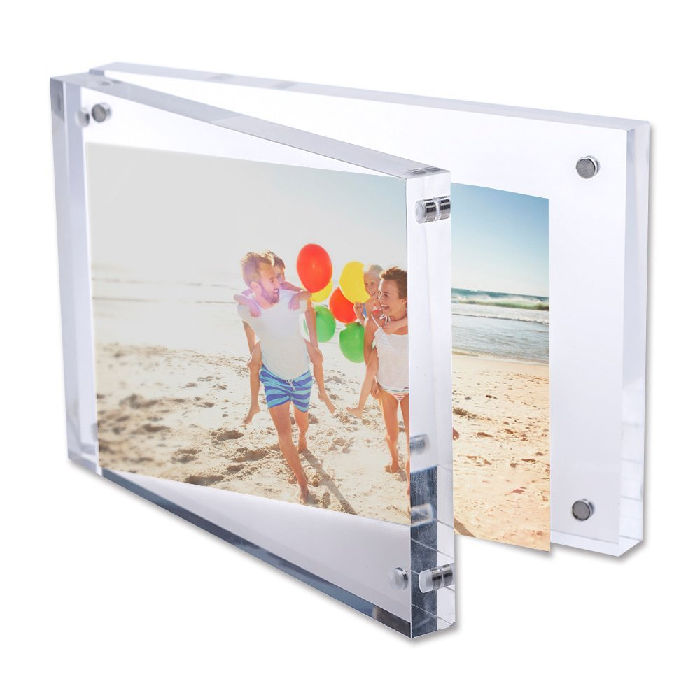 5x7 Magnetic Acrylic Photo Frame  $0.00 (10 available)