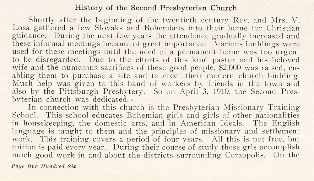 Second Presbyterian Church - 1924 Coraopolis HS Review (106).jpg