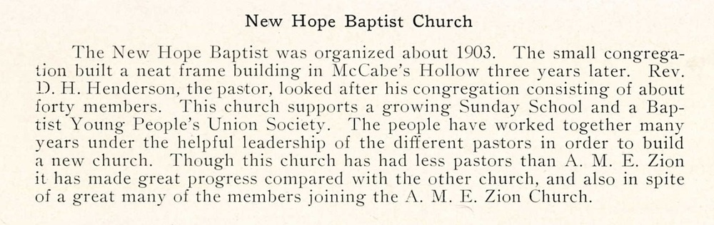 New Hope Baptist Church - 1924 Coraopolis HS Review (107).jpg