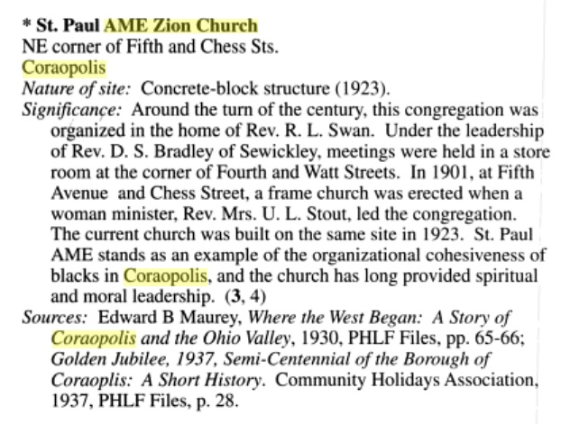 St Paul AME Zion Church - African American Historic Sites by Eliza Smith Brown.jpg