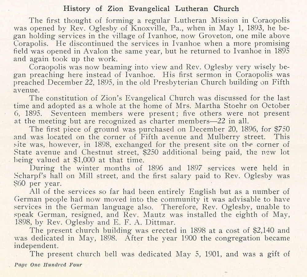 Zion Evangelical Lutheran Church - 1924 Coraopolis HS Review (104).jpg
