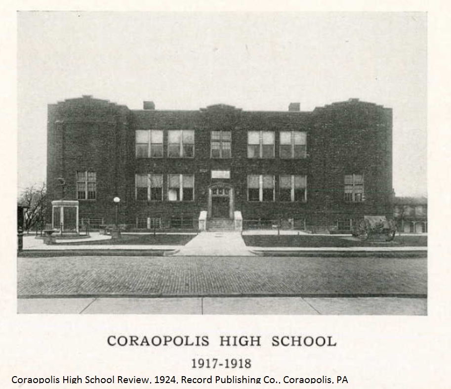 Coraopolis High School - 1924 Coraopolis HS Review.jpg