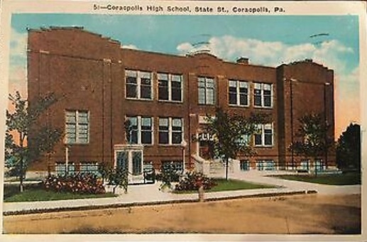 Coraopolis High School on State Street, Coraopolis, PA.jpg