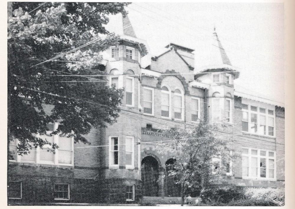 McKinley School, 1976