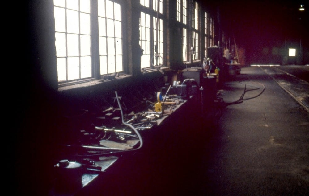 June 1983 Montour Junction - InsideTheEnginehouse.jpg