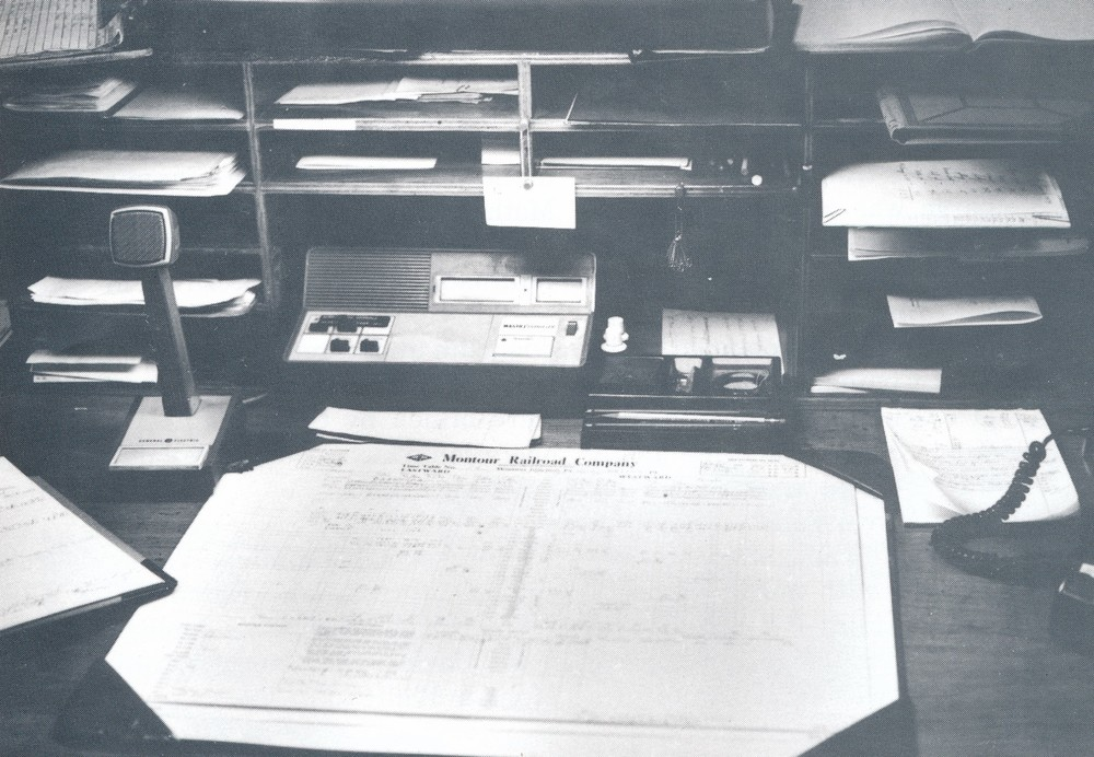 Montour Junction Train Dispatcher's Office 12 June 1978.jpg