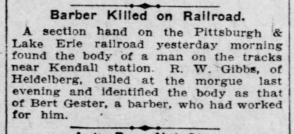 Pittsburgh Daily Post, March 4, 1909