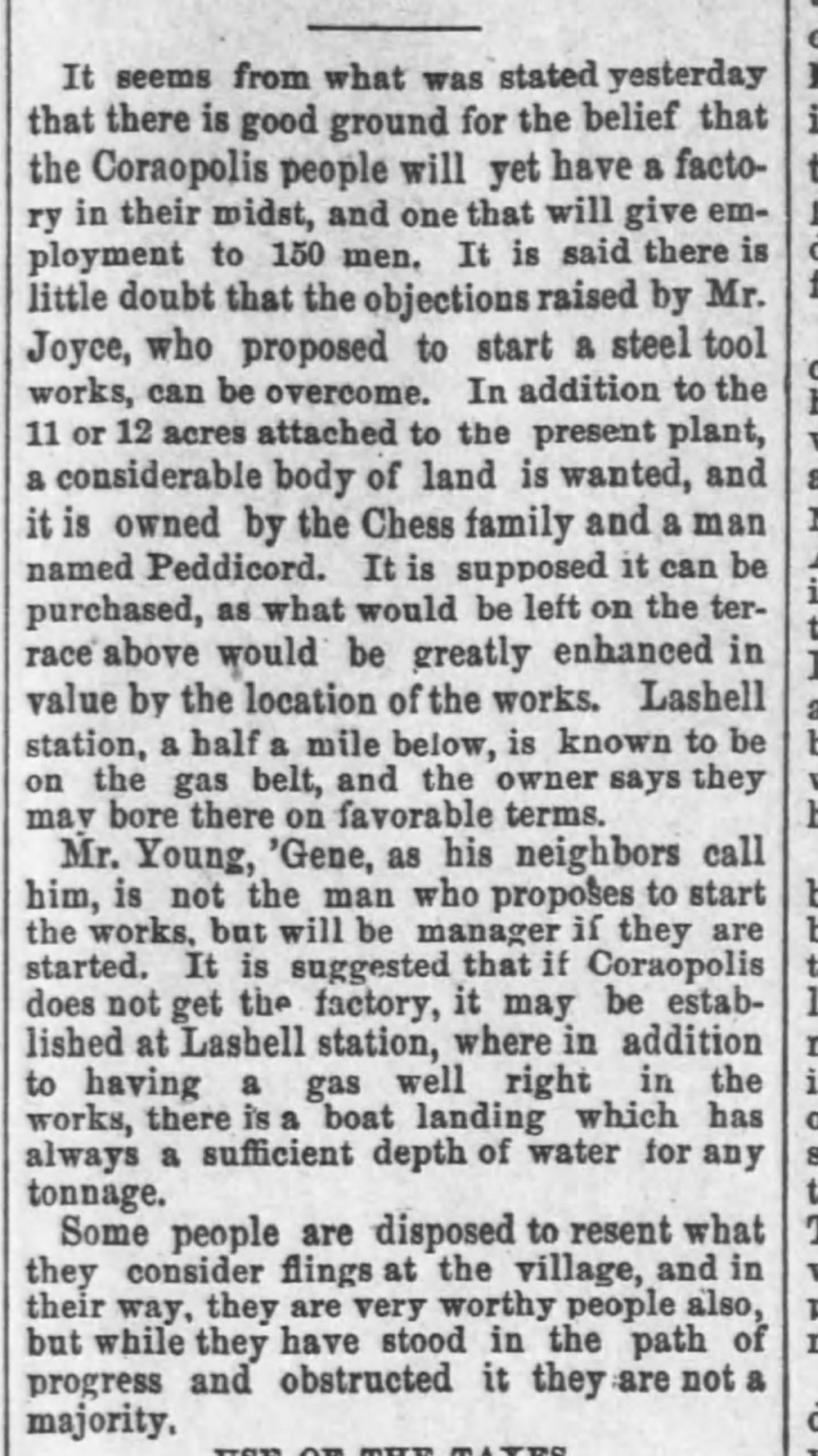 Pittsburgh Dispatch, December 9, 1889