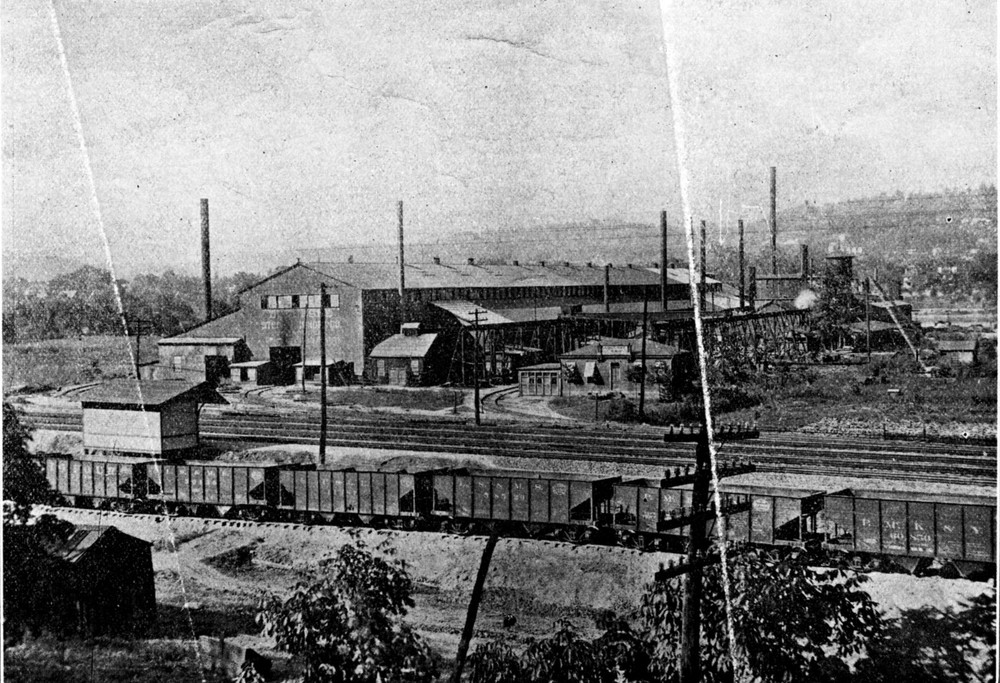 Kendall Station, Duquesne Steel Foundry Co., Sep 1911