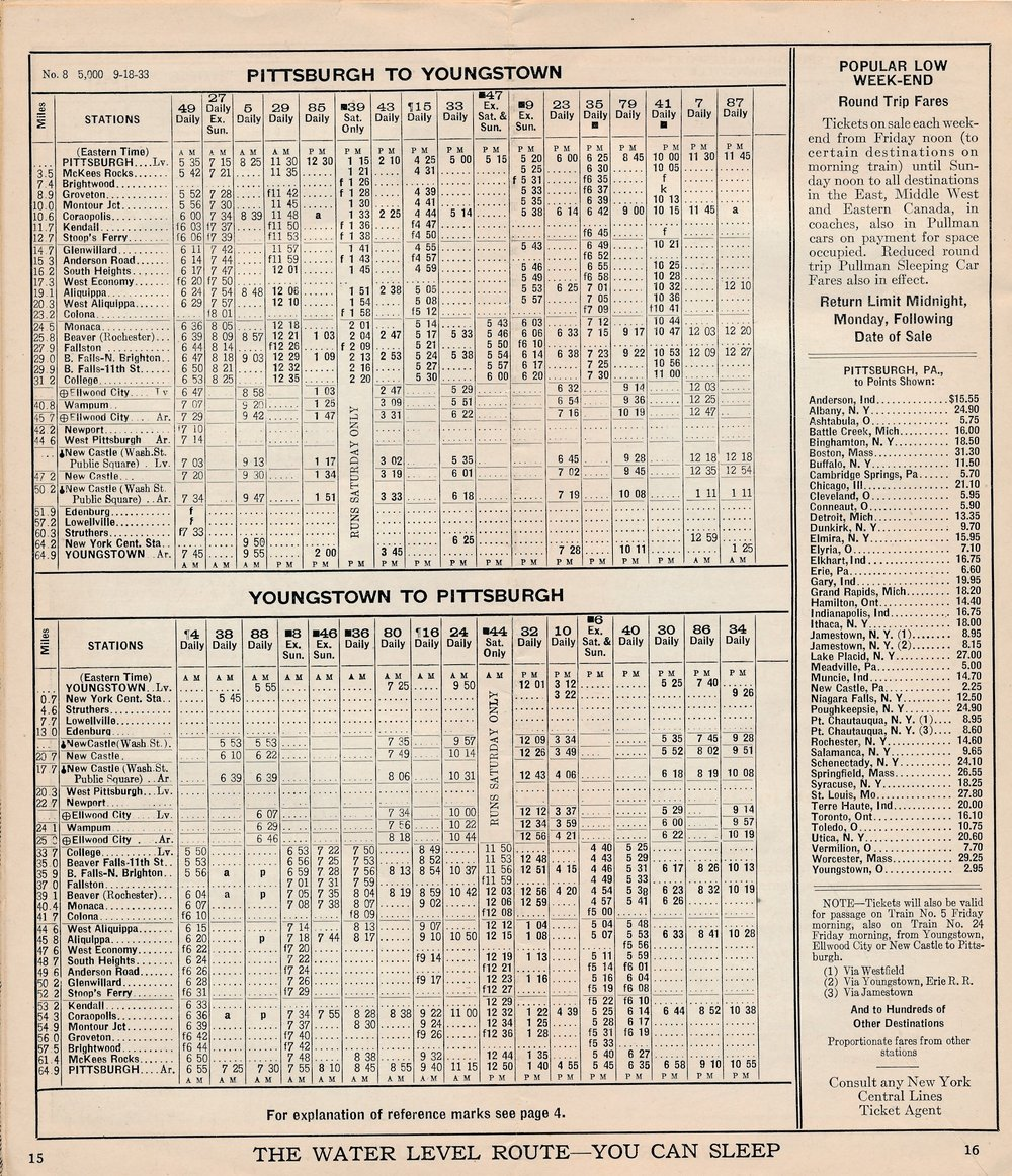 1933 P&LE Passenger Timetable (9).jpg