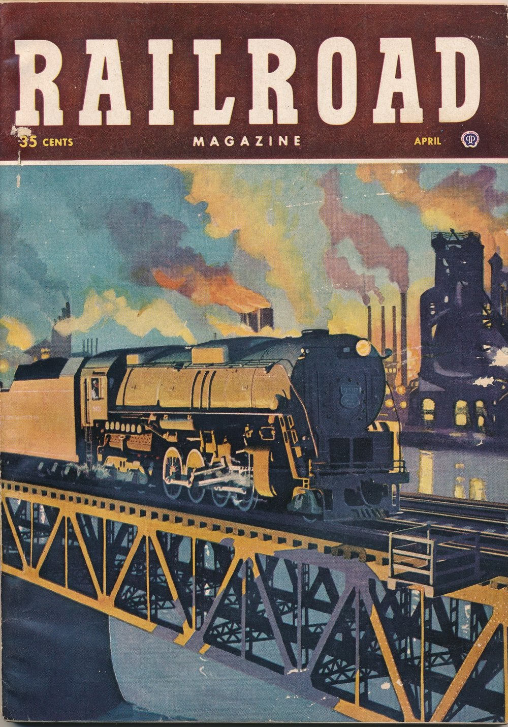 'Partners in Steel' by Frederick Blakeslee - Railroad Magazine (Apr 1950, vol51, no3).jpg
